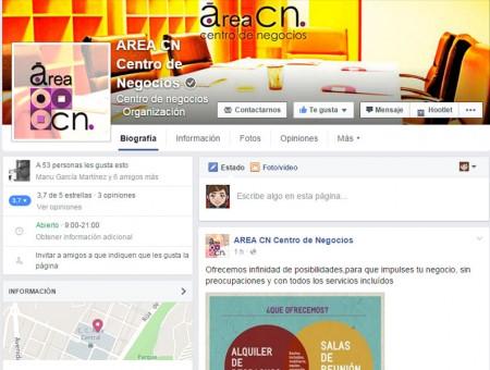 Cliente AREA CN