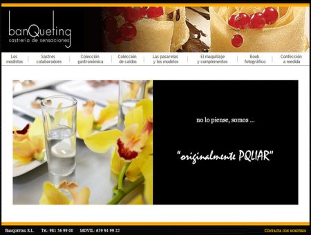 Cliente Banqueting