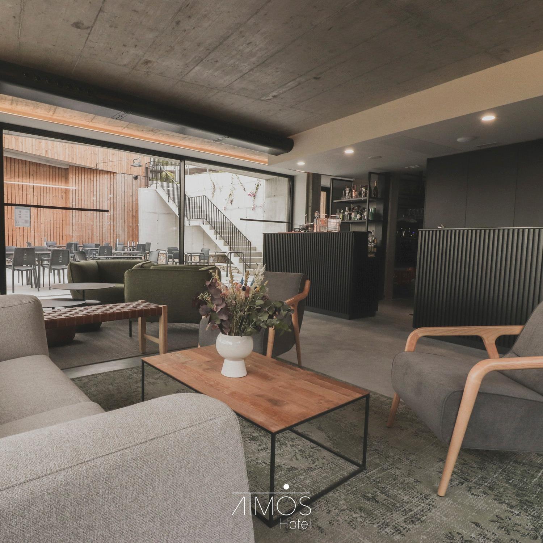 Interior Atmos Hotel
