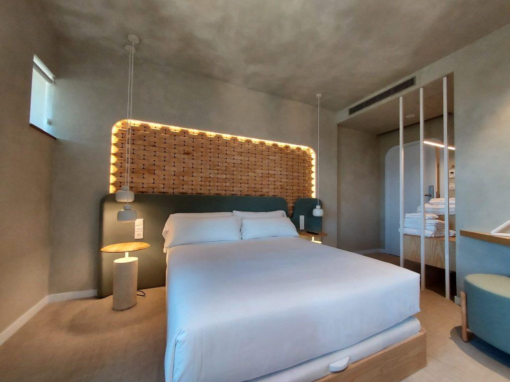 habitación Faro Lariño